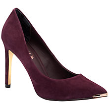 Buy Ted Baker Neevo Pointed Court Shoes Online at johnlewis.com