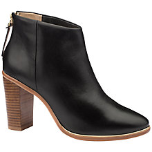 Buy Ted Baker Lorca 2 Block Heel Ankle Boots Online at johnlewis.com