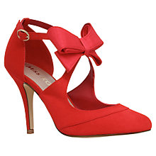 Buy Miss KG Belle Bow Detail Cut Away Courts Online at johnlewis.com