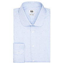 Buy Kin by John Lewis Heath Club Collar Flecked Shirt Online at johnlewis.com