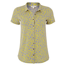 Buy White Stuff Caro Jersey Shirt, Sunshine Online at johnlewis.com
