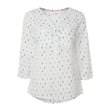 Buy White Stuff Hello Shirt, Hankerchief Online at johnlewis.com