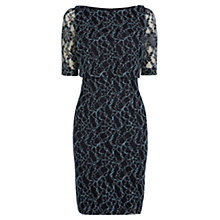 Buy Coast Mia Lace Dress, Navy Online at johnlewis.com