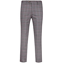Buy Ted Baker Piitro Tonal Check Trousers Online at johnlewis.com