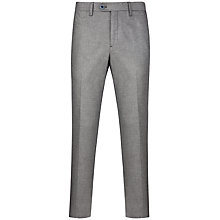 Buy Ted Baker Veerity Diamond Jacquard Suit Trousers, Grey Online at johnlewis.com