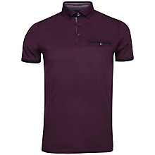 Buy Ted Baker Eyebis Colour Block Polo Shirt Online at johnlewis.com