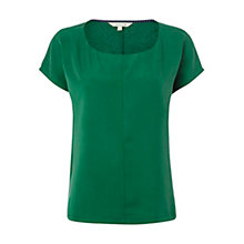 Buy White Stuff Henrietta Tee, Cactus Green Online at johnlewis.com