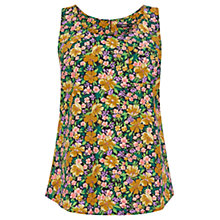 Buy Oasis Ditsy Floral Vest Top, Multi Online at johnlewis.com