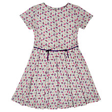 Buy Jigsaw Junior Girls' Umbrella Dress, Multi Online at johnlewis.com