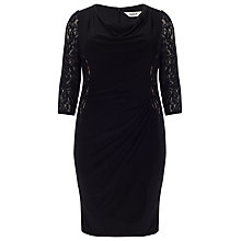 Buy Studio 8 Clara Dress, Black Online at johnlewis.com