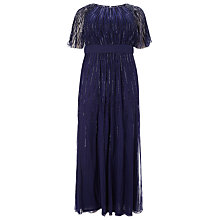 Buy Studio 8 Darcey Maxi Dress, Navy Online at johnlewis.com