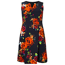 Buy Studio 8 Harper Floral Print Dress, Multi Online at johnlewis.com