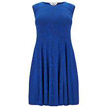 Buy Studio 8 Theodora Dress, Cobalt Online at johnlewis.com