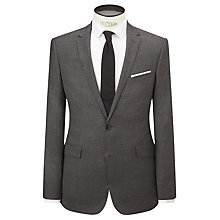Buy Kin by John Lewis Bolt Lux Fleck Slim Fit Suit Jacket, Granite Online at johnlewis.com
