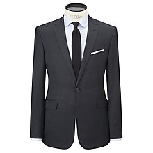 Buy Kin by John Lewis Como Milled Saxony Suit Jacket, Navy Online at johnlewis.com