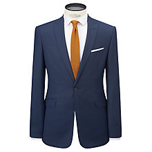Buy Kin by John Lewis Jonas Birdseye Slim Fit Suit Jacket, Royal Online at johnlewis.com