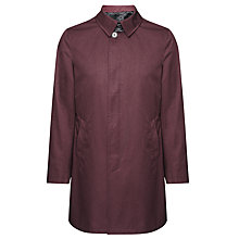 Buy Kin by John Lewis Verso Technical Mac, Claret Online at johnlewis.com