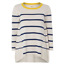 Buy White Stuff Level Stripe Jumper, Multi Online at johnlewis.com