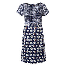 Buy White Stuff Lost Keys Dress, Uniform Blue Online at johnlewis.com
