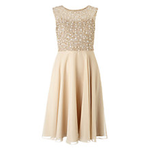 Buy Phase Eight Collection 8 Liliana Pearl Dress, Pearl Online at johnlewis.com