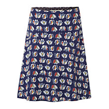 Buy White Stuff Squeegie Skirt, Uniform Blue Online at johnlewis.com