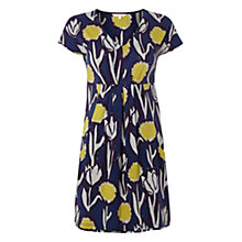 Buy White Stuff Caraway Tunic Top, Uniform Blue Online at johnlewis.com