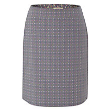 Buy White Stuff Union Skirt, Bed Linen Blue Online at johnlewis.com