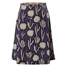 Buy White Stuff Lou Lou Reversible Skirt, Uniform Blue Online at johnlewis.com