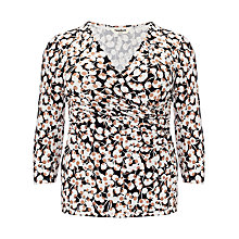 Buy Studio 8 Victoria Cherry Top, Black / Camel Online at johnlewis.com