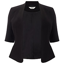 Buy Studio 8 Lexi Jacket, Black Online at johnlewis.com
