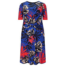 Buy Studio 8 Lauren Floral Dress, Multi Online at johnlewis.com