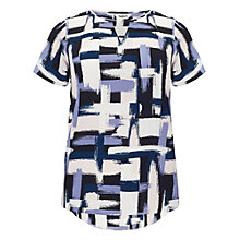 Buy Studio 8 Diane Blouse, Multi Online at johnlewis.com