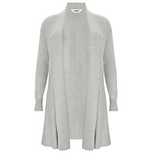 Buy Studio 8 Lucy Longline Cardigan, Slate Online at johnlewis.com