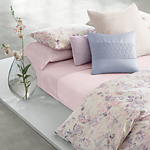 Buy Calvin Klein Blush Bedding Range Online at johnlewis.com