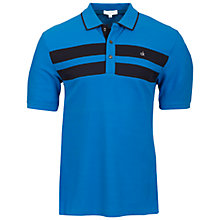 Buy Calvin Klein Golf Radical Block Polo Shirt Online at johnlewis.com