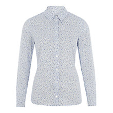 Buy Viyella Ditsy Print Blouse, Multi Online at johnlewis.com