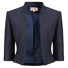 Buy Phase Eight Valentine Jacket, Navy Online at johnlewis.com