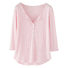 Buy Wrap London Kate Linen Top Online at johnlewis.com