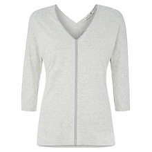 Buy Damsel in a dress Boho Top, Grey Online at johnlewis.com