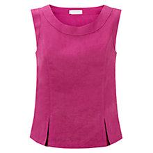 Buy Hobbs Yacht Top, Shocking Pink Online at johnlewis.com