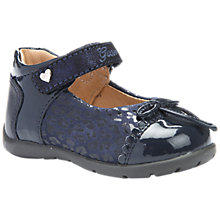 Buy Geox B Kaytan Shoes, Dark Navy Online at johnlewis.com