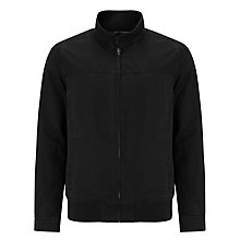 Buy Dockers Washed Baracuda Jacket, Black Online at johnlewis.com