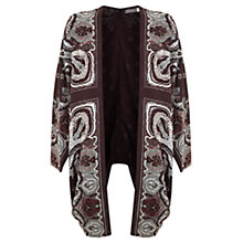 Buy Mint Velvet Penny Print Kimono, Multi Online at johnlewis.com