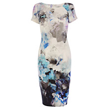 Buy Coast Amarylis Print Dress, Multi Online at johnlewis.com