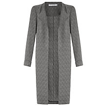 Buy John Lewis Capsule Collection Alexus Longline Jacket, Grey Online at johnlewis.com