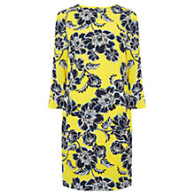 Buy Warehouse Floral Print Shift Dress, Multi Online at johnlewis.com