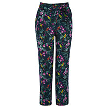 Buy Oasis Rainforest Trousers, Multi Online at johnlewis.com