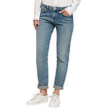 Buy Jigsaw Hampton Jeans, Vintage Washed Blue Online at johnlewis.com