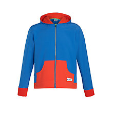 Buy Girl Guide Hoodie, Red/Royal Blue Online at johnlewis.com