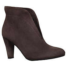 Buy Carvela Rida Mid Heel Ankle Boots Online at johnlewis.com